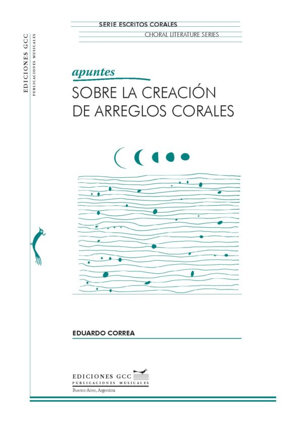 Apuntes sobre la creación de arreglos corales