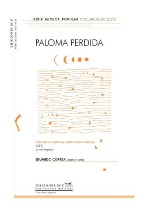 Paloma perdida