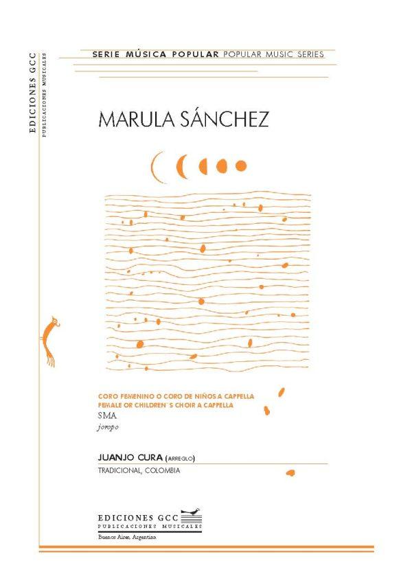 Marula Sánchez