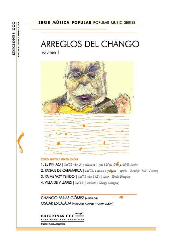 Arreglos del Chango Vol 1