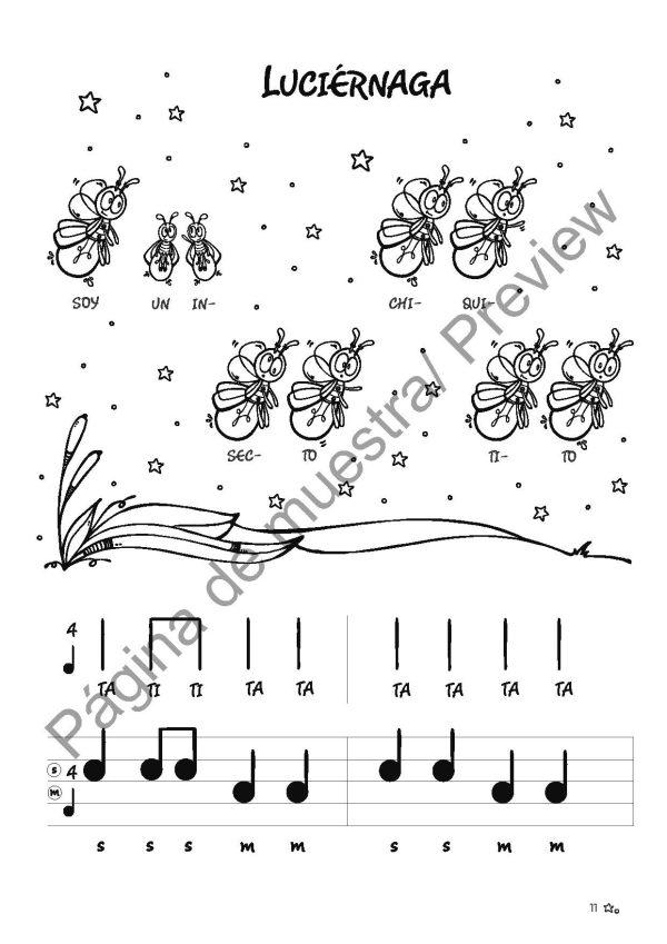 Las adivinanzas del árbol musical