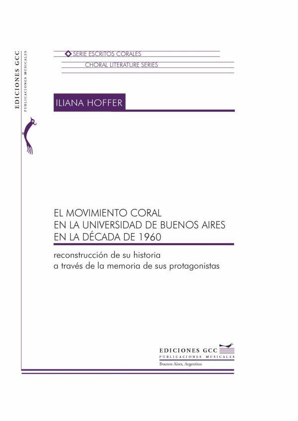El movimiento coral en la Universidad de Buenos Aires en la década de 1960