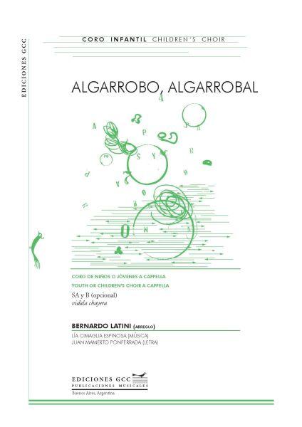Algarrobo, algarrobal SA+B