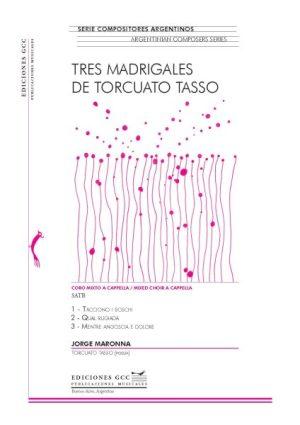 Tres madrigales de Torcuato Tasso