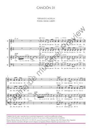 Canción 31
