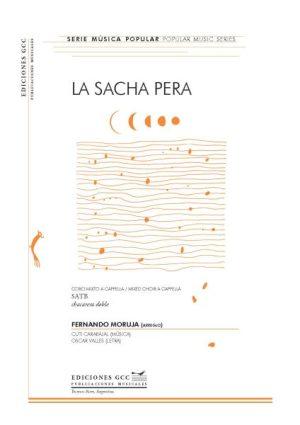 La sacha pera (F. Moruja - coro mixto)