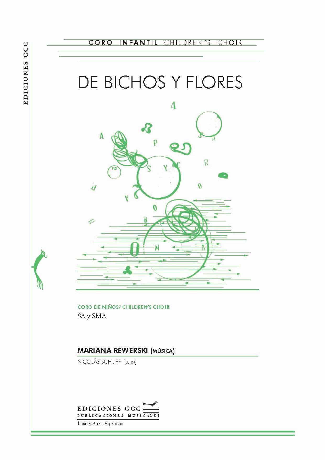 De bichos y flores