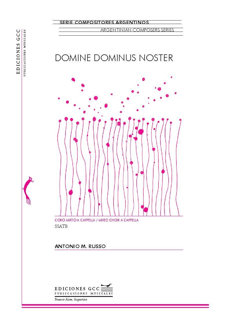 Domine Dominus Noster