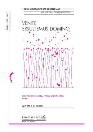 Venite exsultemus Domino