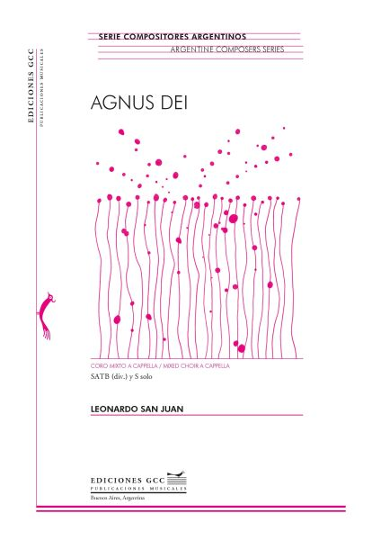 Agnus Dei (Leonardo San juan)