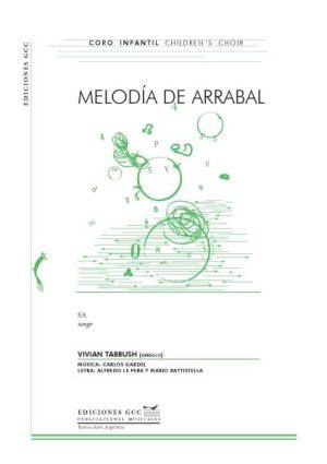 Melodía de Arrabal