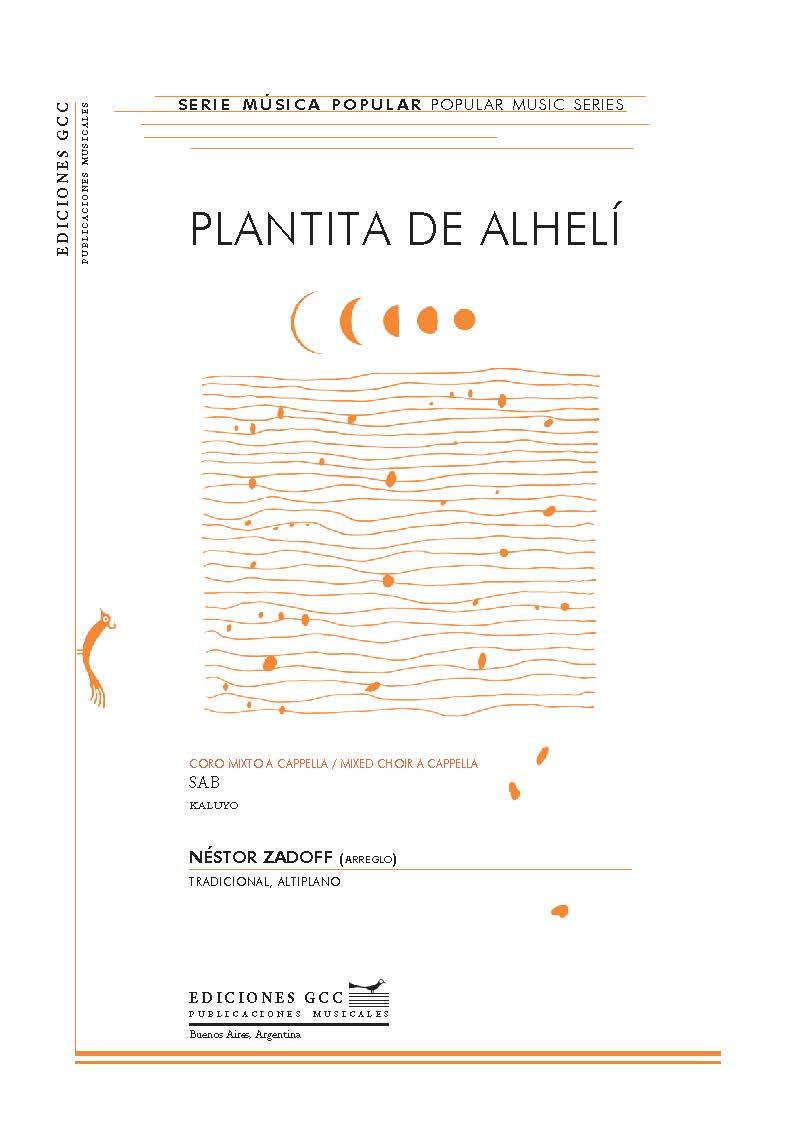 Plantita de alhelí