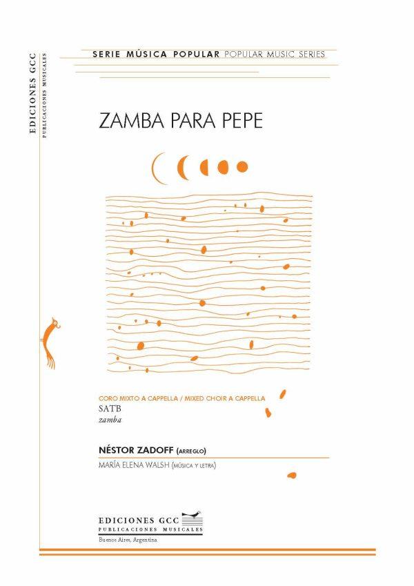 Zamba para Pepe